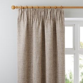 Thornton Blossom Pencil Pleat Curtains