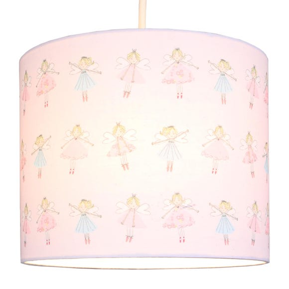 Fairies Pendant Shade Multi Coloured