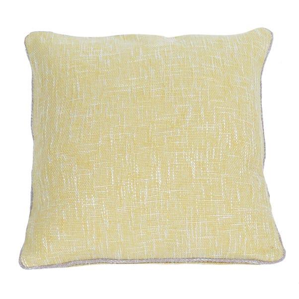 Boucle Cushion Ochre