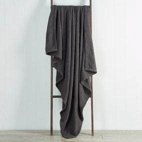 Chenille Basketweave 130cm x 180cm Throw