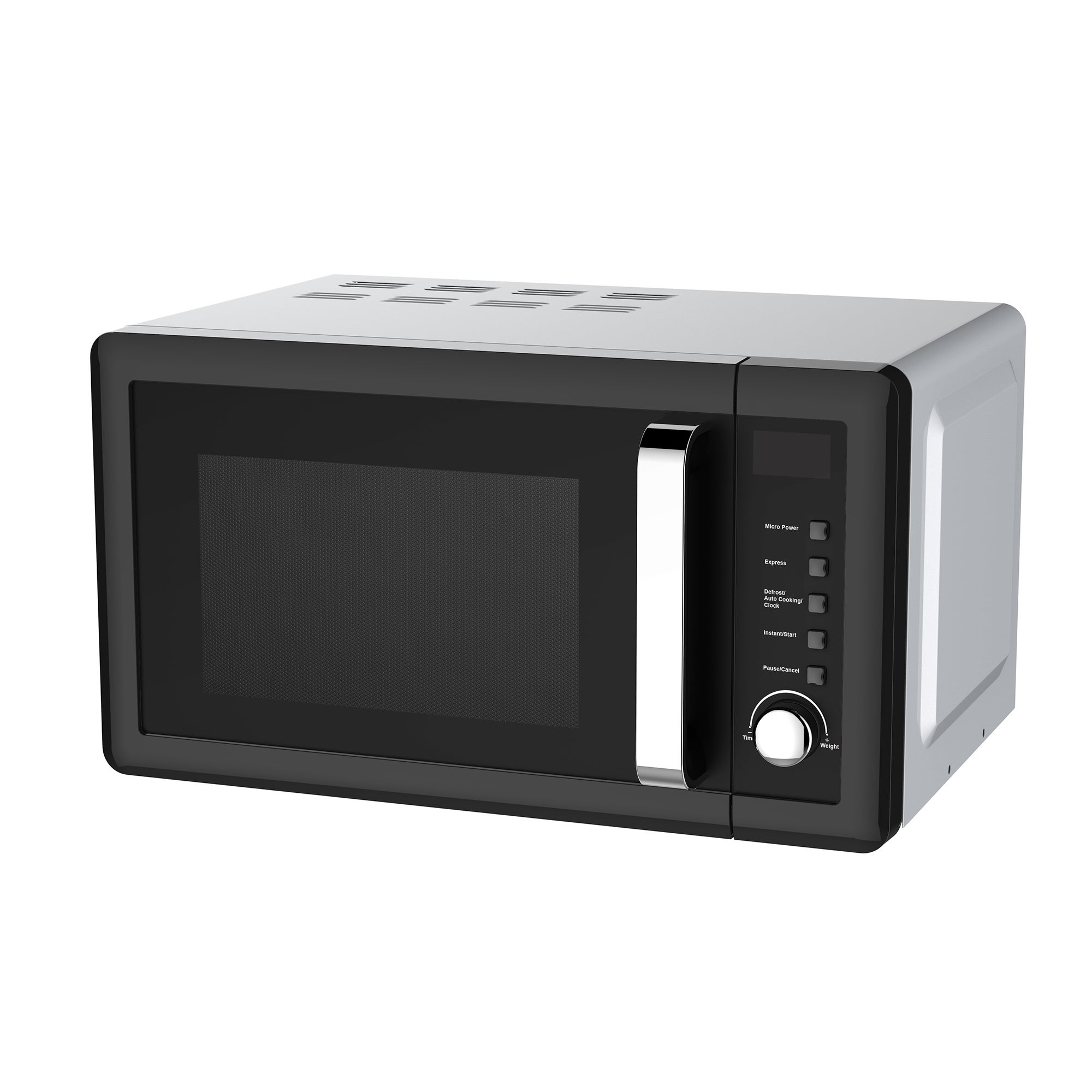 Click to view product details and reviews for Spectrum 800w 20l Black Microwave Yellow.