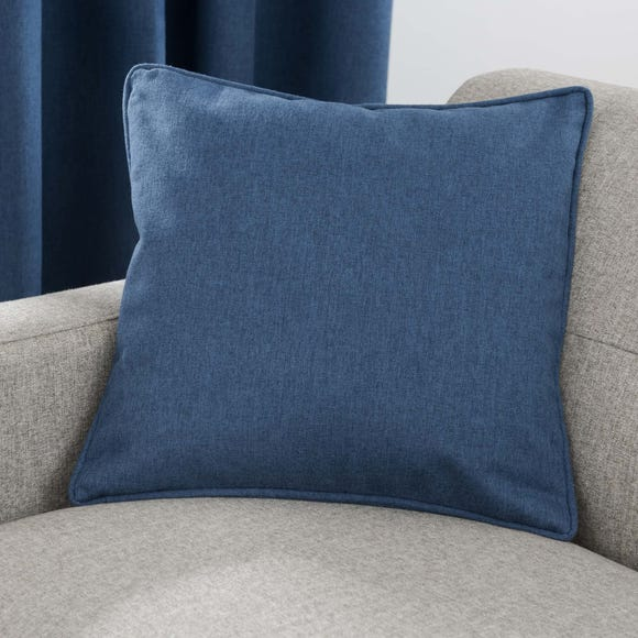 Luna Cushion Cover Navy undefined