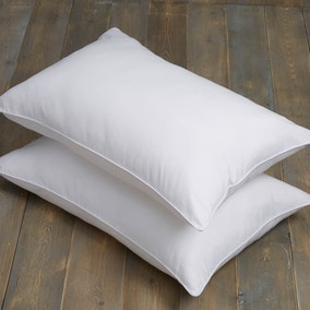 Teflon Stain Resistant All in One Medium Support Ultimate Pillow Pair