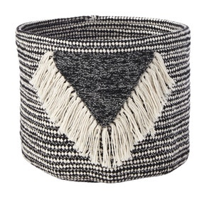 Elements Fringe Basket