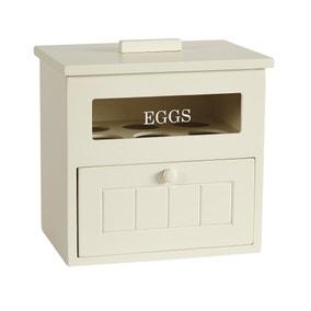 Secret Garden Cream Egg Storage
