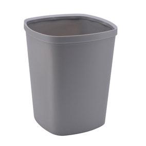 Plastic Light Grey Bin