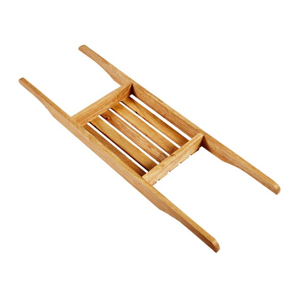 Traditional Natural Bath Rack Natural