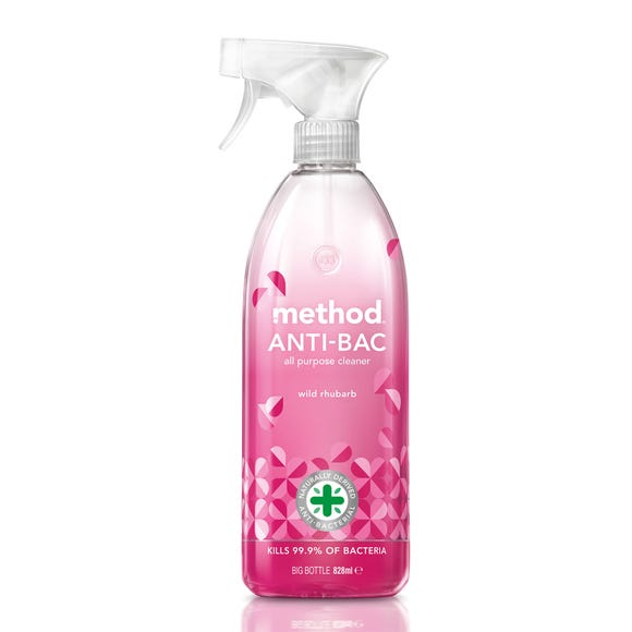 Method Anti-Bac All Purpose Cleaner Spray Clear