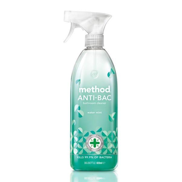 Method Anti-Bac Bathroom Cleaner Spray Clear