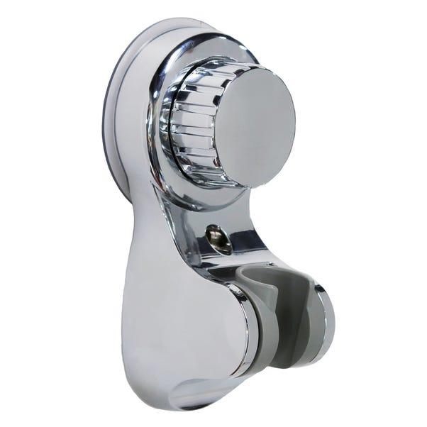 Suction Shower Head Holder Chrome