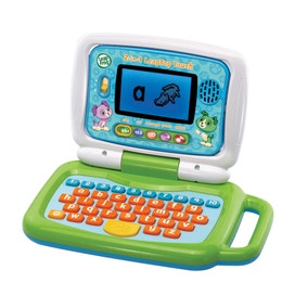 Leapfrog 2 in 1 Green LeapTop Touch