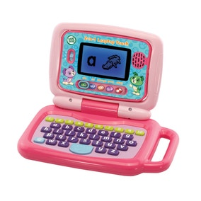Leapfrog 2 in 1 Pink LeapTop Touch