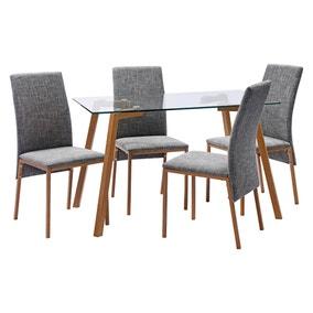 Morton 4 Seater Dining Set