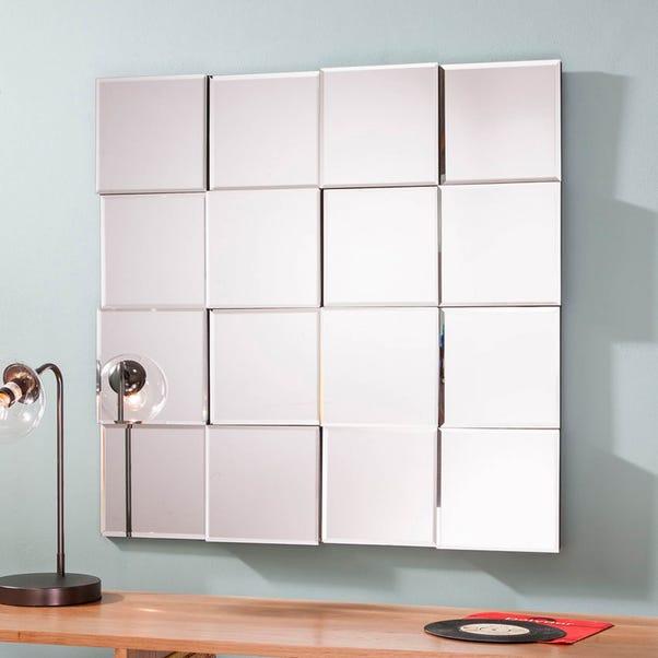 Allenby 68x68cm Wall Mirror Clear