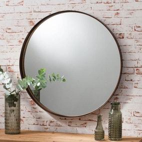 Greystroke 84cm Wall Mirror