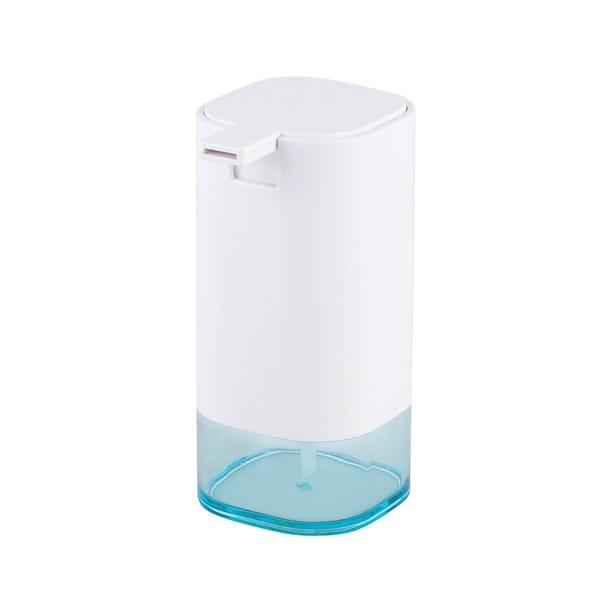 White Plastic Lotion Dispenser White