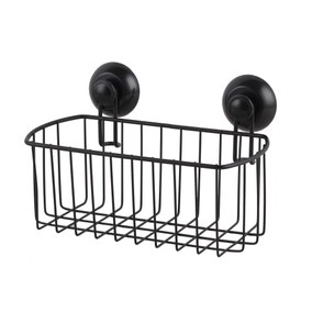 Black Wire Suction Caddy