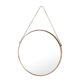 5A Fifth Avenue Round Mirror