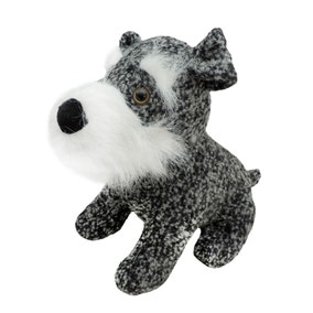 Ralph the Schnauzer Doorstop