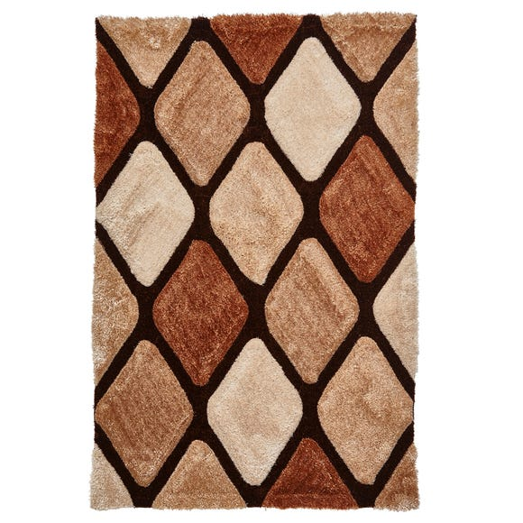 Noble House 9247 Rug Brown undefined