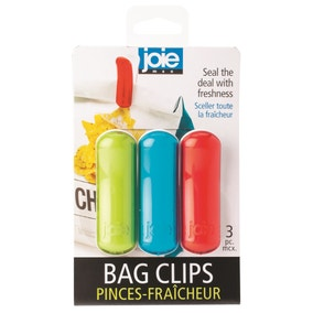 Joie Pack of 3 Bag Clips