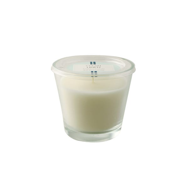 Clean Linen Candle White