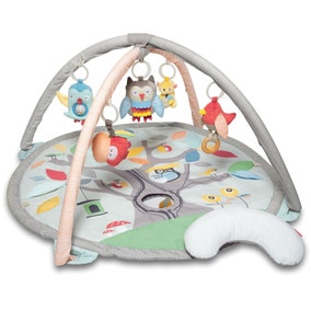 Skip Hop Treetop Friends Grey Pastel Activity Gym