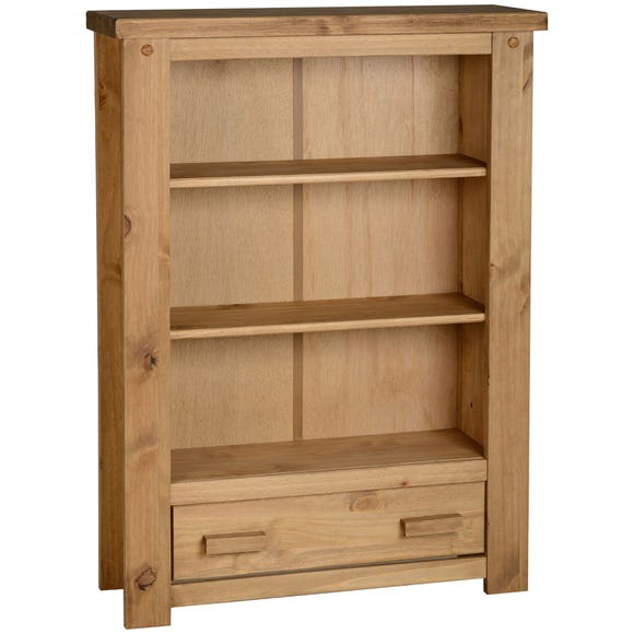 Tortilla Bookcase Natural