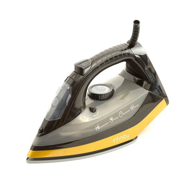 Infinity 2700W Ceramic Iron Black