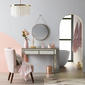 Fitzgerald Mirrored Dressing Table