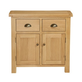 Sherbourne Oak Mini Sideboard