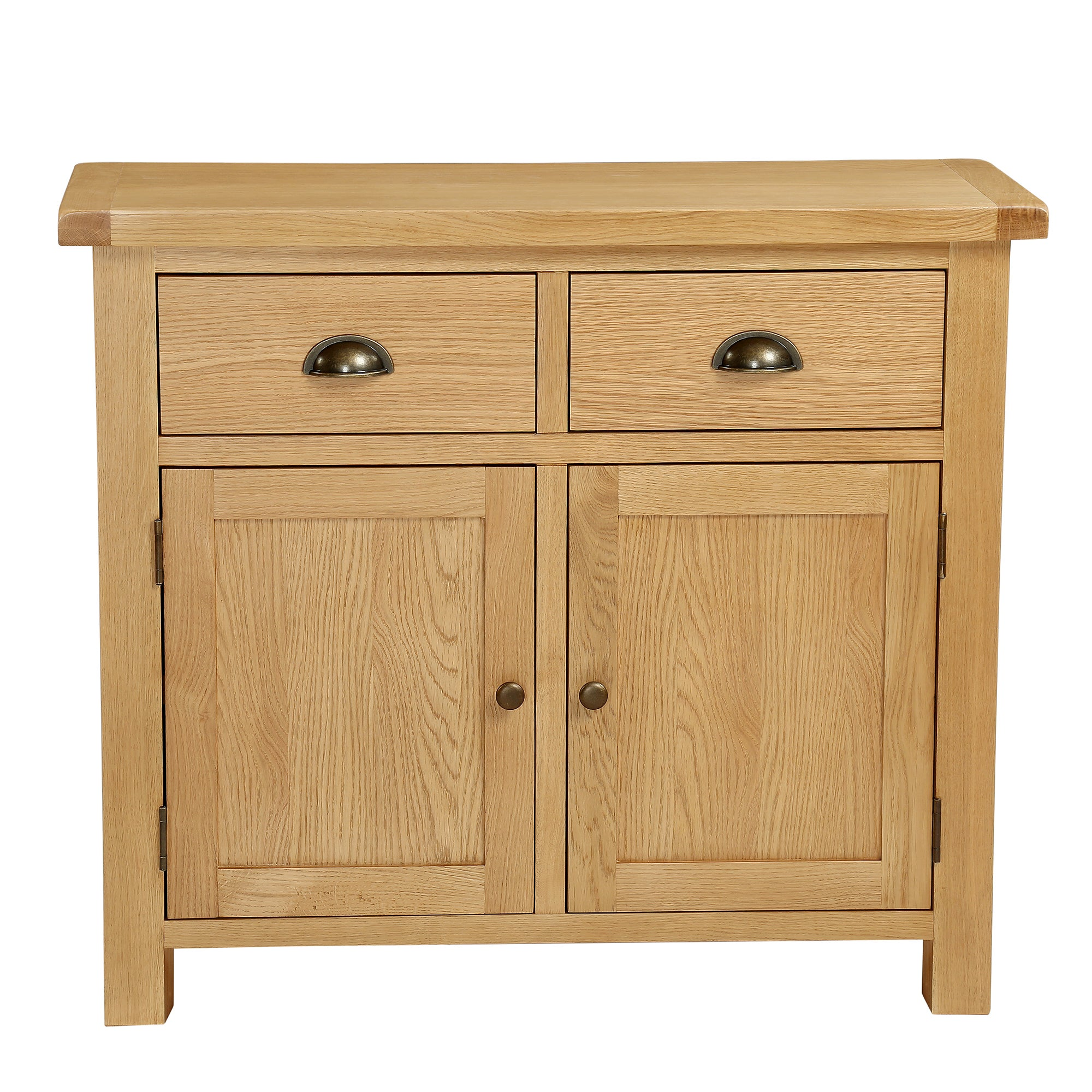 Sherbourne Oak Small Sideboard Natural