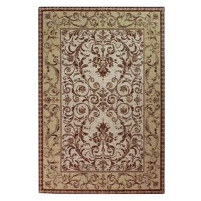 Dorma Regency Red Chenille Rug