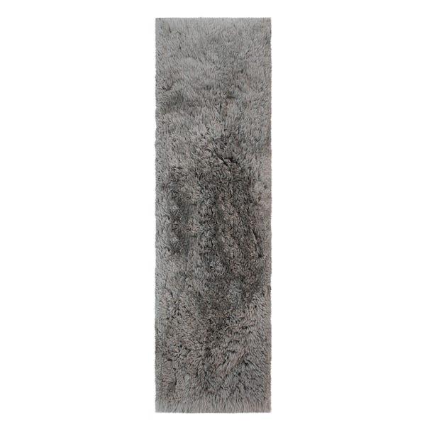 Polar Shaggy Runner Grey