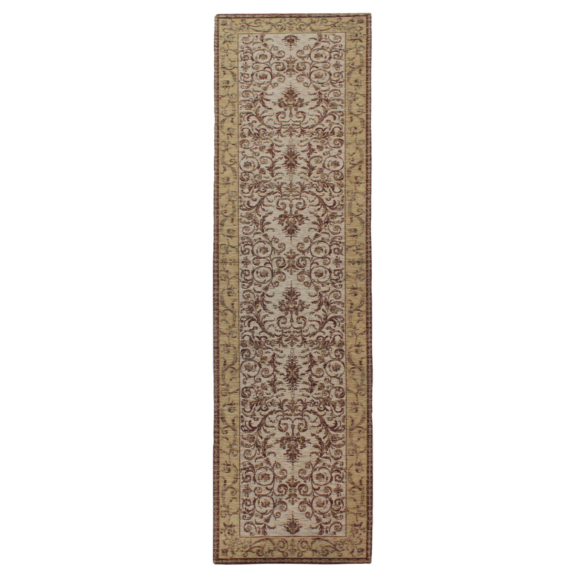 Click to view product details and reviews for Dorma Regency Chenille Runner Red.