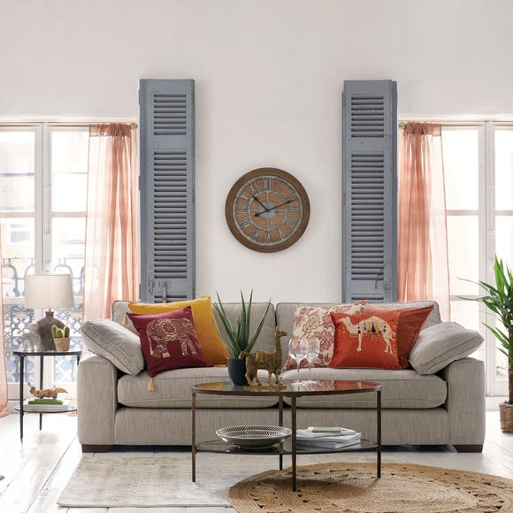 Caprice Coffee Table Brass