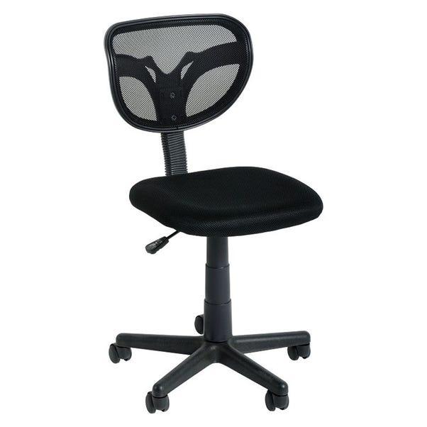 Budget Clifton Computer Chair - Black Black