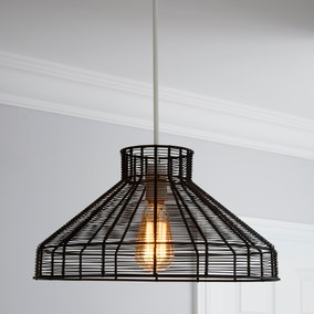 Forde Wire Black Easy Fit Pendant
