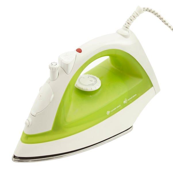 Dunelm Essentials 1600W Green Iron Green