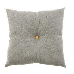 Large Elena Ochre Cushion