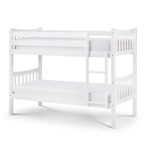 Zodiac White Bunk Bed