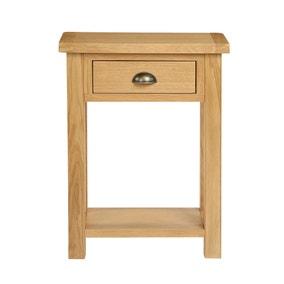 Sherbourne Oak Telephone Table