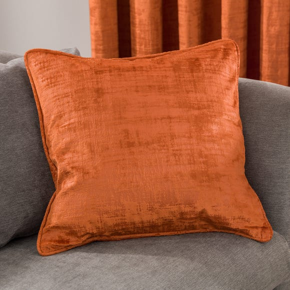 Ruben Rust Cushion Orange