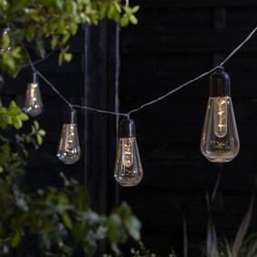 10 Retro Bulb Filament String Lights