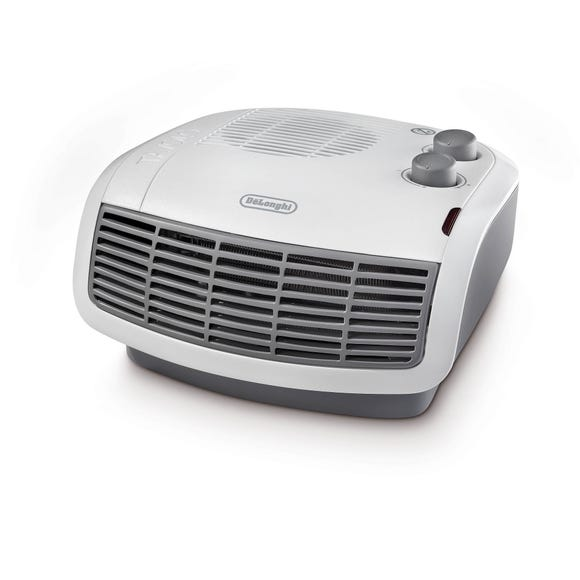 3000W Delonghi Fan Heater White