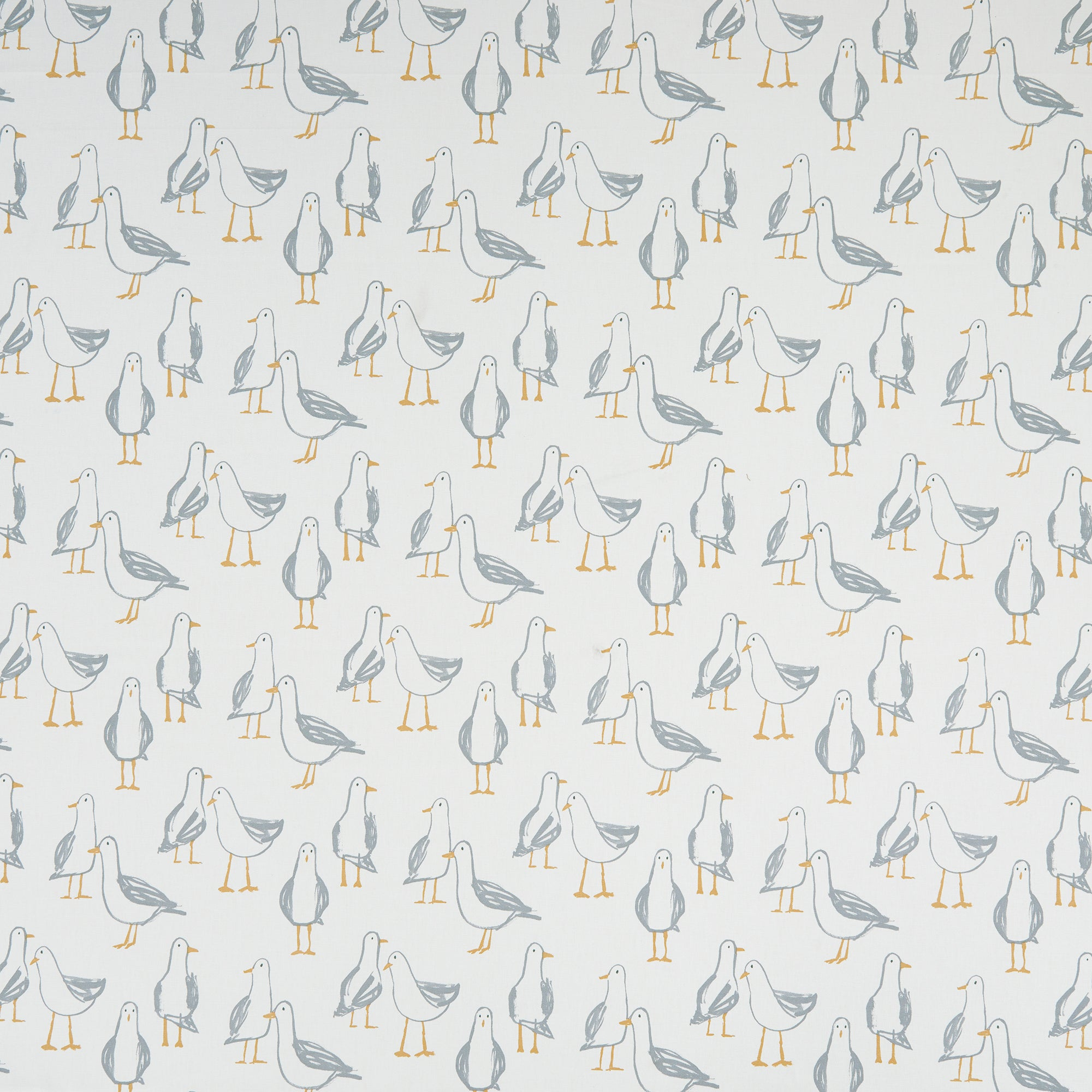 Photo of Seagull natural pvc fabric white
