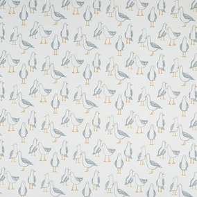 Seagull Natural PVC Fabric