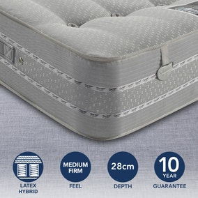 Pocketo Medium Firm 1500 Latex Mattress