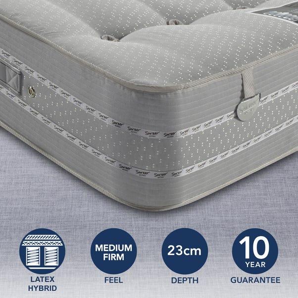 Pocketo Medium Firm 1500 Latex Mattress  undefined
