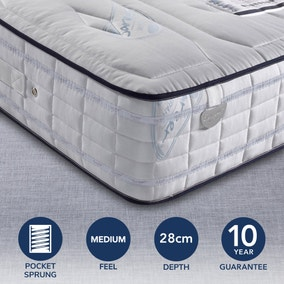 Pocketo 2000 Pocket Sprung Mattress